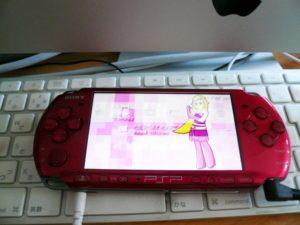 PSP用自作壁紙
