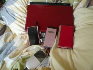 携帯・ネットブック・iPod touch・Pocket WiFi